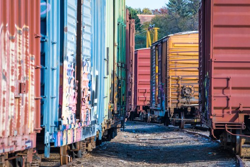 Railroads are struggling, and shippers-as well as Washington