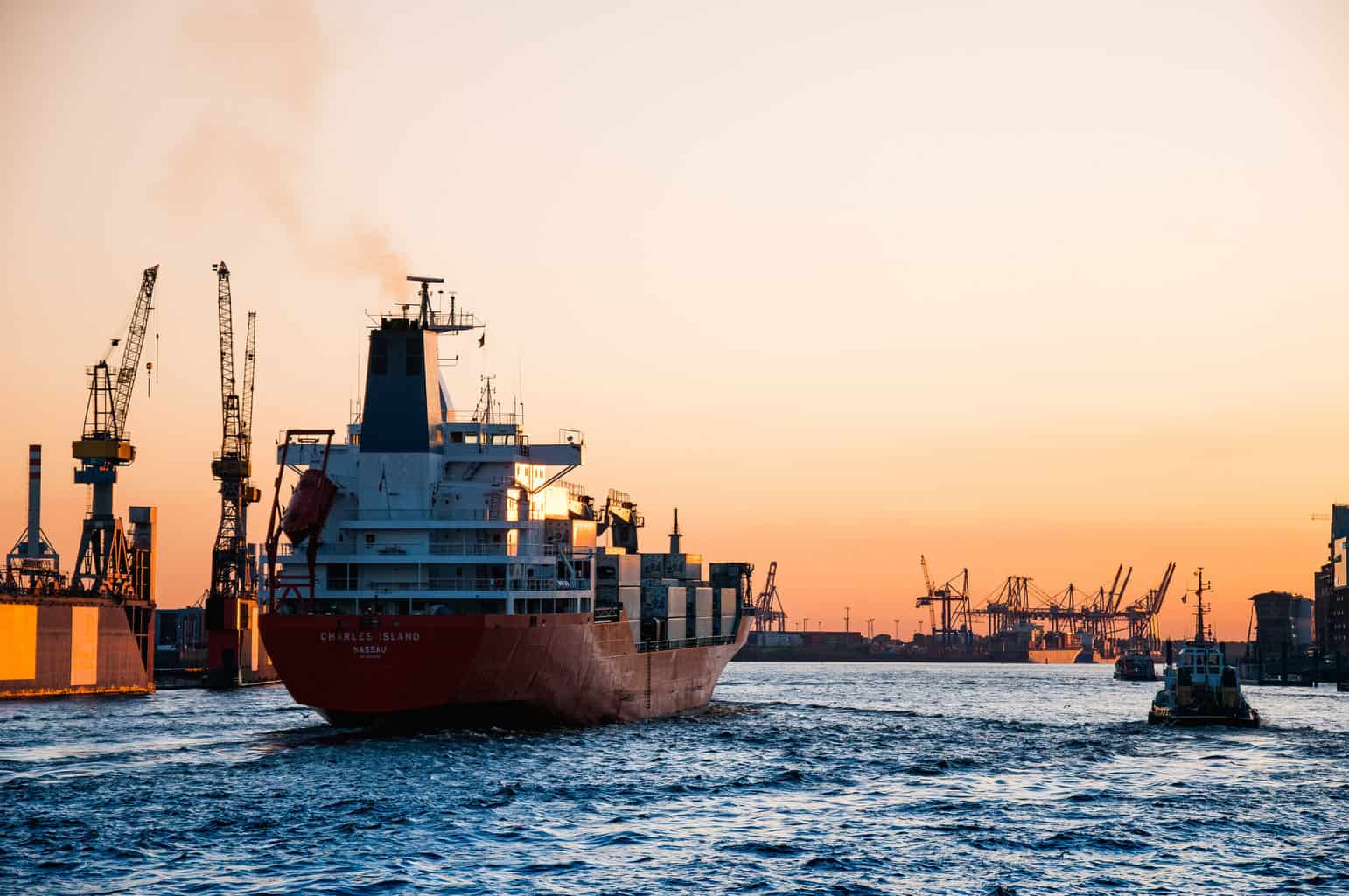 The after-effects of the Savannah port expansion - the