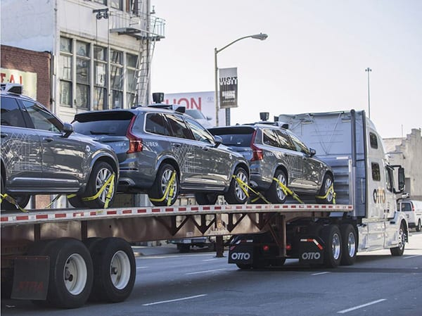 Photo of Should Uber get out of Waymo's way and let the grown-ups develop self-driving cars?