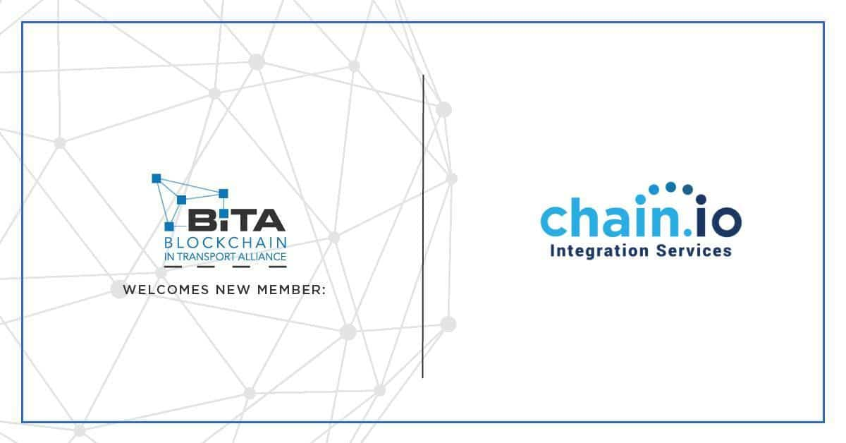 Photo of BiTA gets a new member: Chain.io