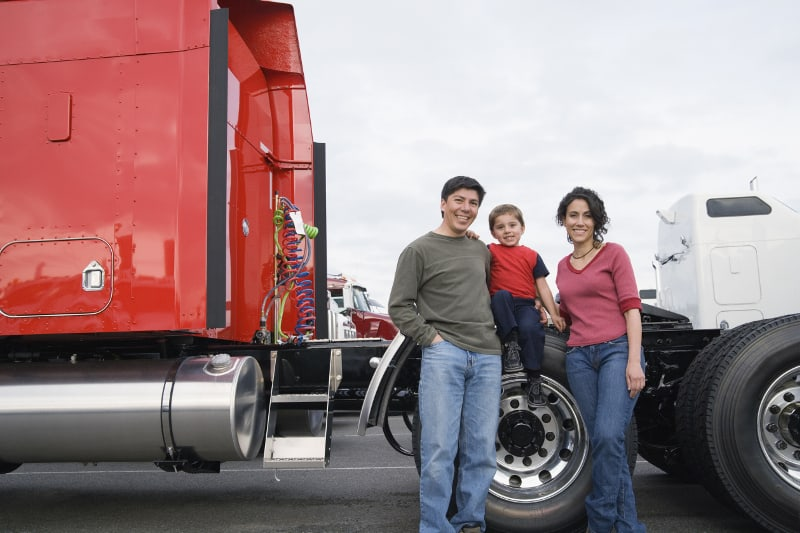 Photo of The biggest mistakes in building a trucking business: No. 1, listening to family and friends