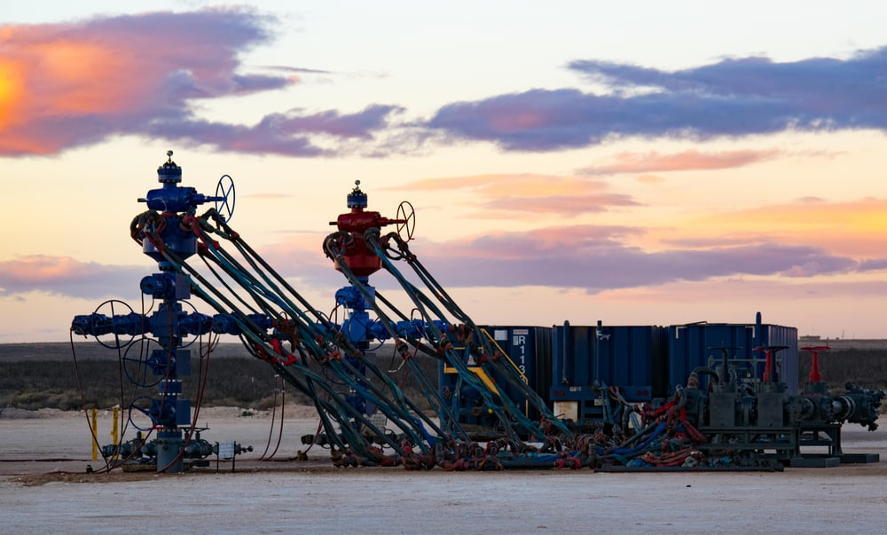 An oil production site in the Permian Basin. ( Photo: Shutterstock )