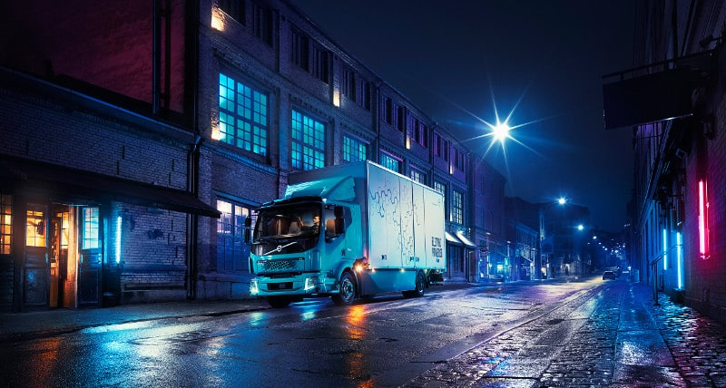 Photo of Volvo introduces all-electric truck in Europe