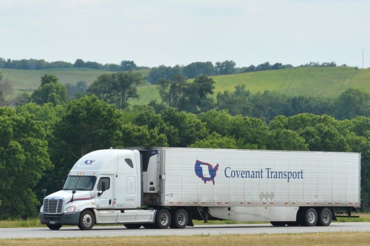 Photo of Covenant posts revenue increase, expects rates to climb in second quarter