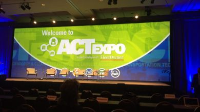 Photo of Meritor CEO delivers keynote at ACT Expo 2018