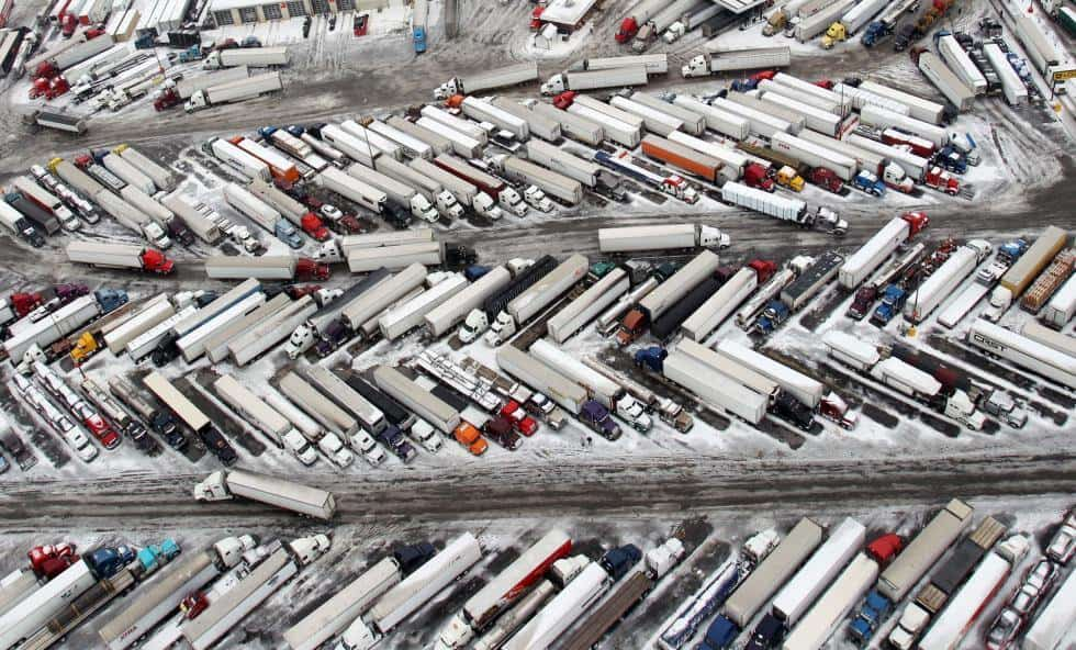 Photo of What is the solution to trucking's stubborn parking problem?
