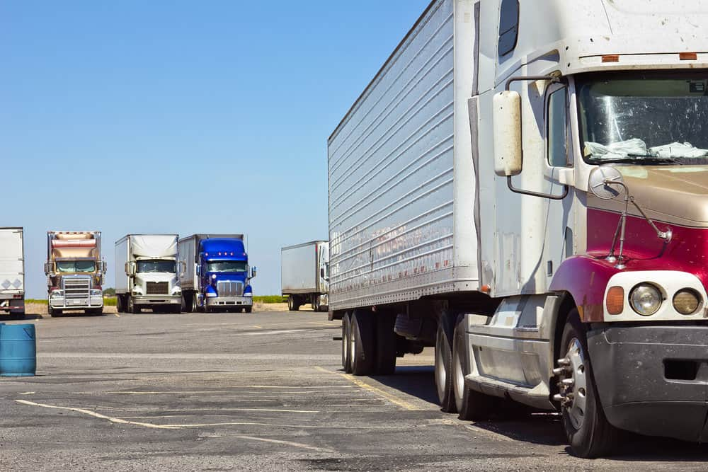 Photo of Today's Pickup: Increasing truck tonnage index indicates a robust freight environment