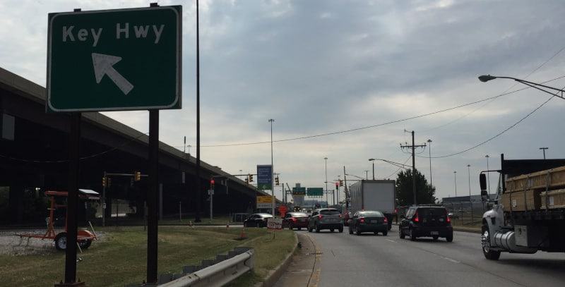 Photo of Baltimore deploys cameras to crack down on trucks traveling on local roads