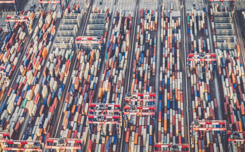 Containers at the Port of Long Beach. ( Photo: Shutterstock )