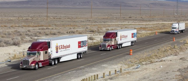 Photo of Platooning is ready for prime time, but are fleets, drivers and governments?