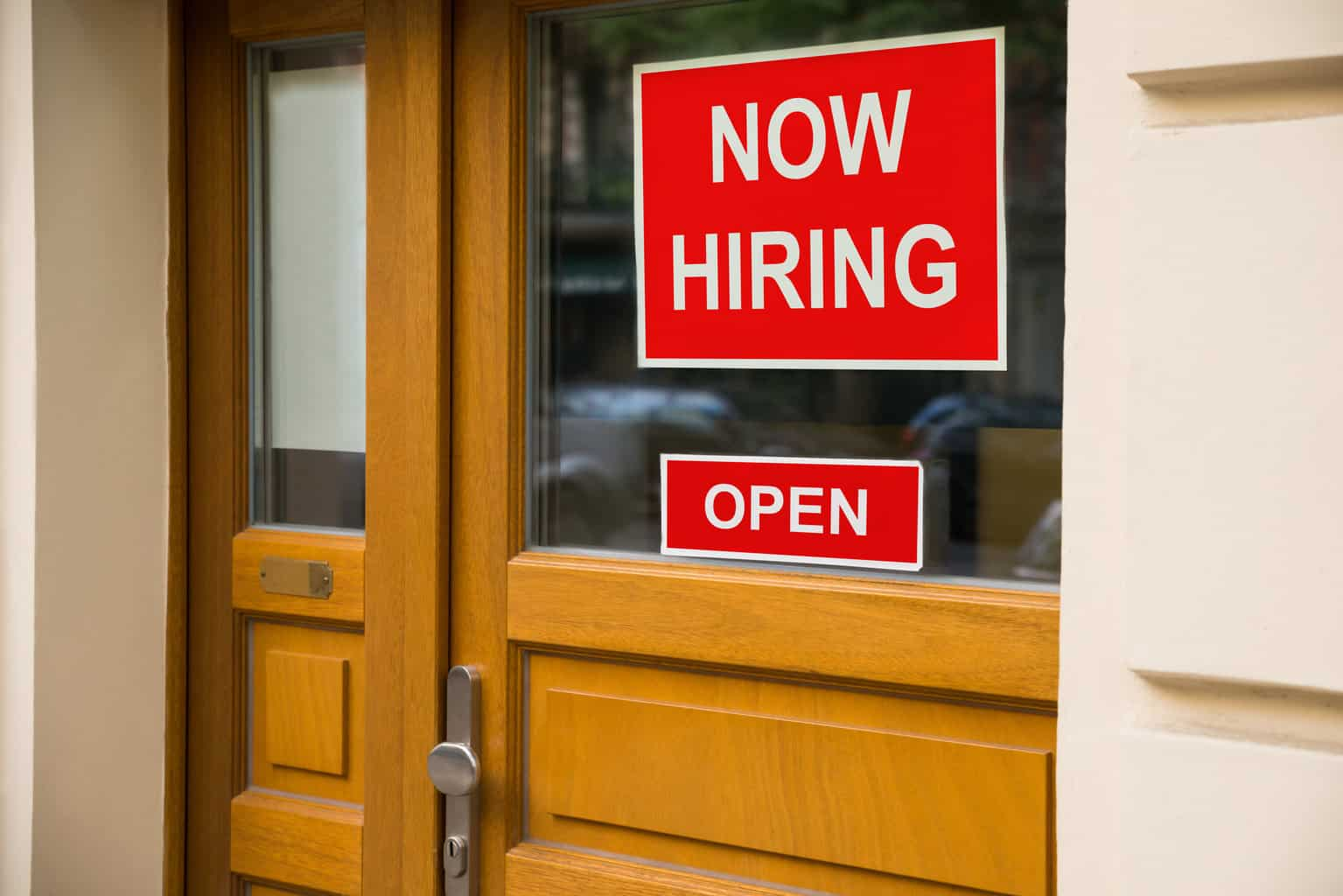 Photo of Job openings set a new record as businesses scramble for workers