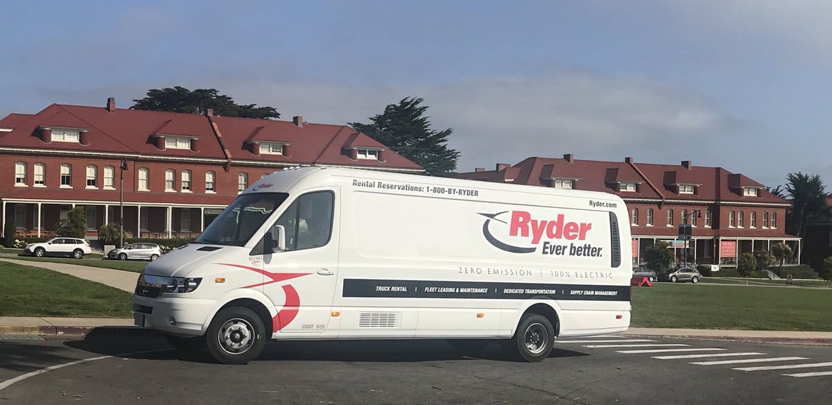 Photo of Ryder, UPS add more electric vehicles to fleets