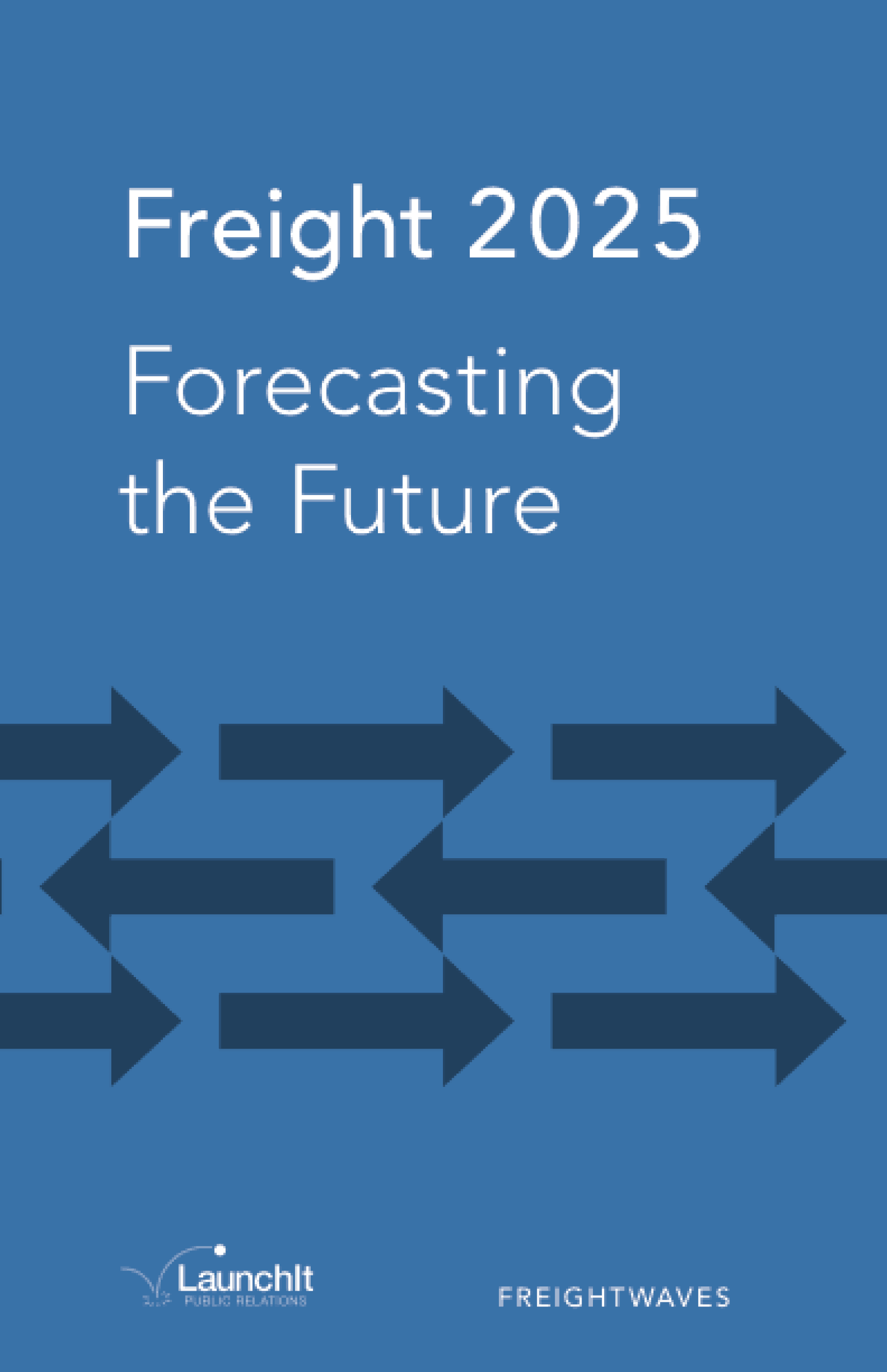 Photo of Forecasting the Future: FreightWaves announces inaugural book release