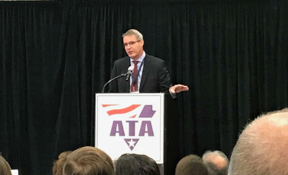 Photo of It starts here: Chris Spear highlights agenda at ATA's 2018 NAFC