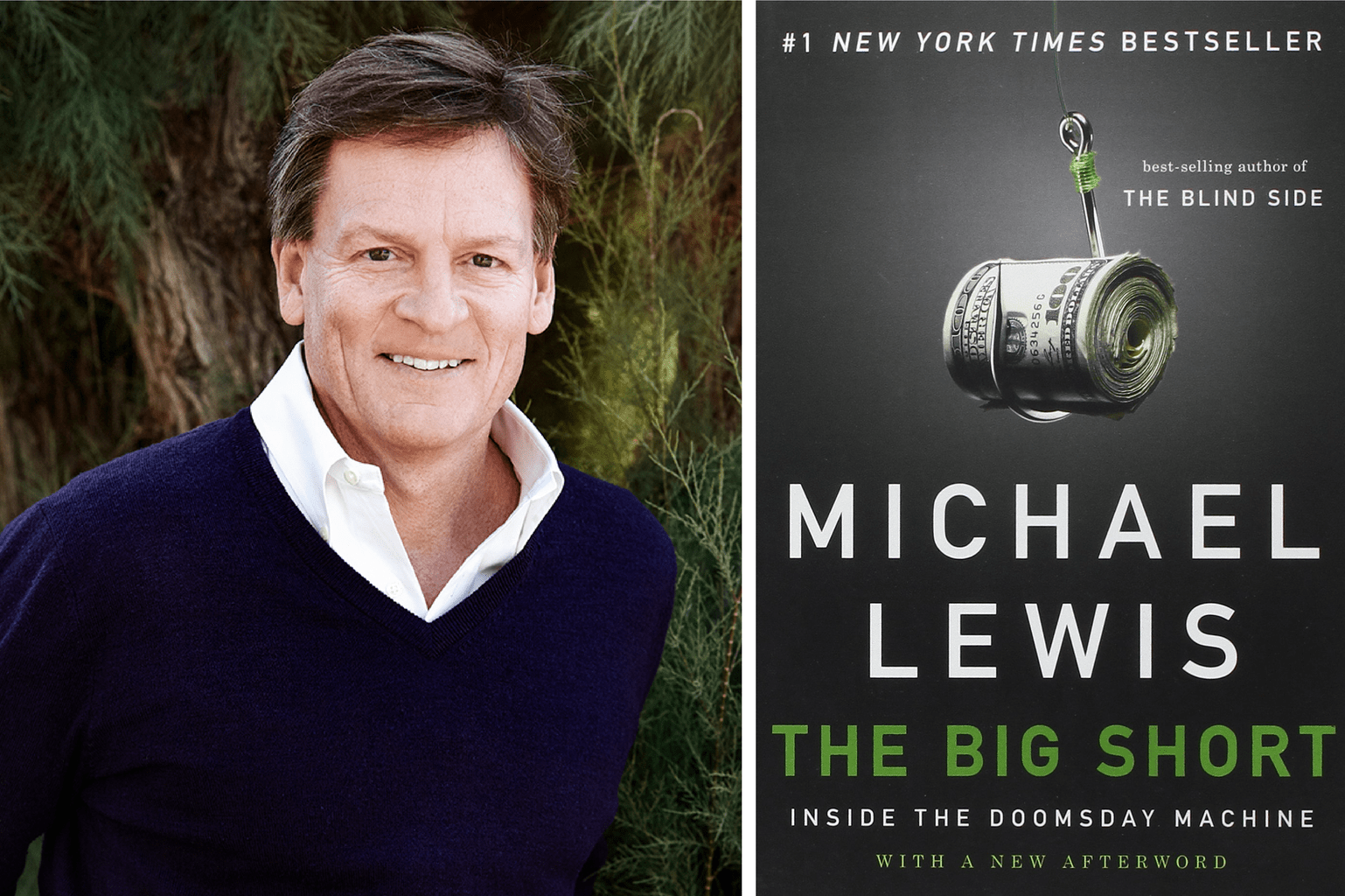 Photo of Michael Lewis confirmed as MarketWaves18 keynote speaker