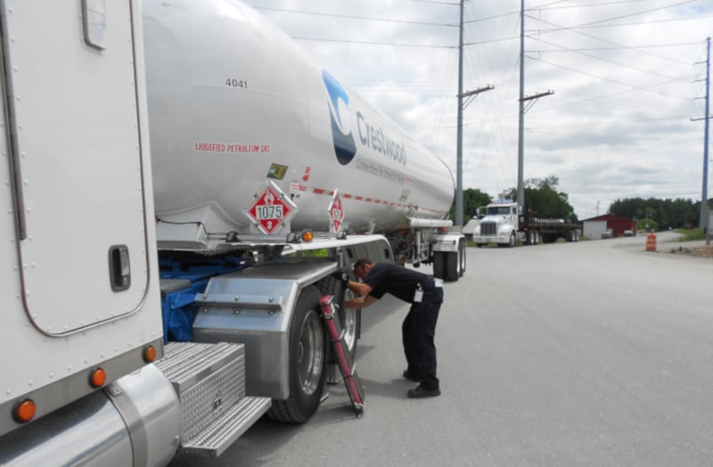 Photo of What to expect during a Roadcheck 2018 inspection
