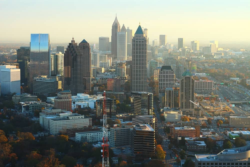 Midtown Atlanta. ( Photo: Shutterstock )