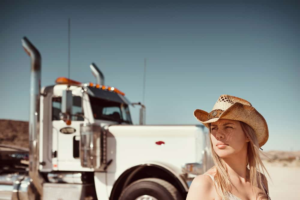Photo of Women on the rise in trucking and the supply chain
