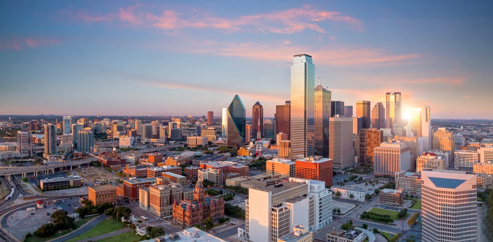 Photo of The Dallas freight market is leading the country