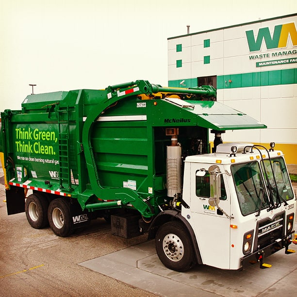 Photo of Waste Management applies for HOS exemption to increase hours for short-haul drivers