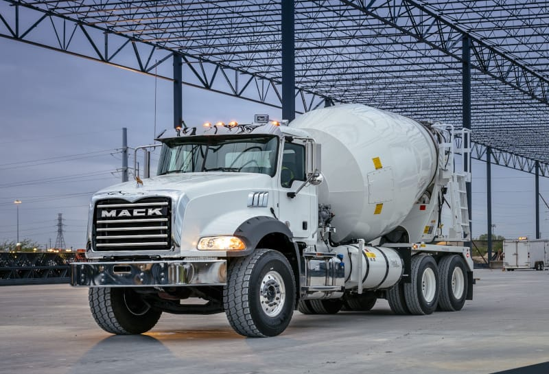 Photo of Mack adds pre-wire option for Lytx DriveCam to Granite models