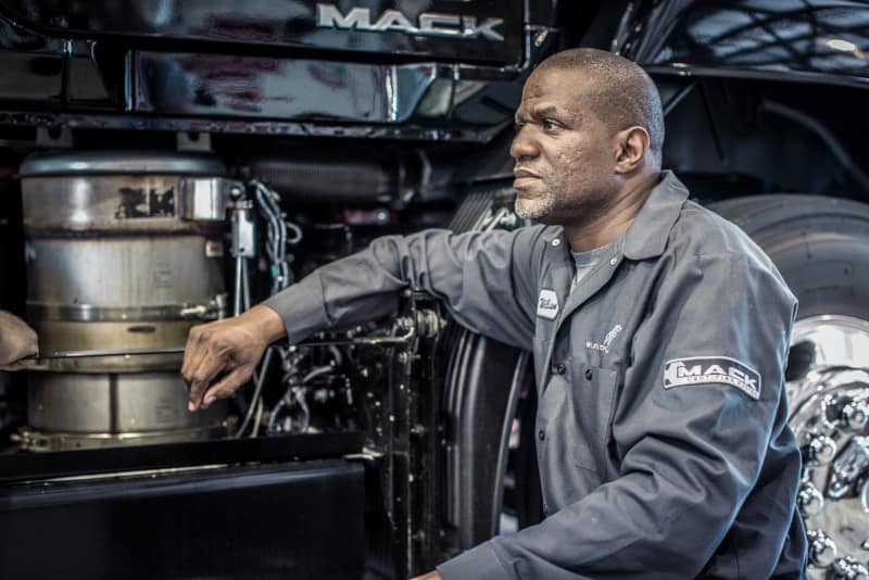 Photo of Mack, Volvo develop technician training programs in conjunction with colleges
