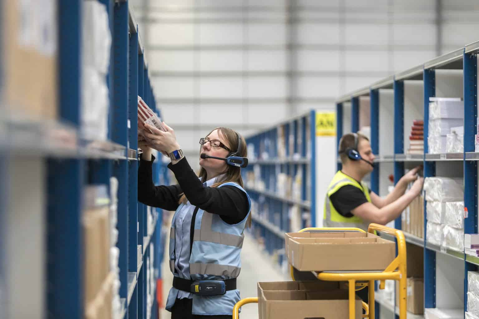 Photo of Körber Logistics Systems acquires Centriq, consolidating warehouse tech services