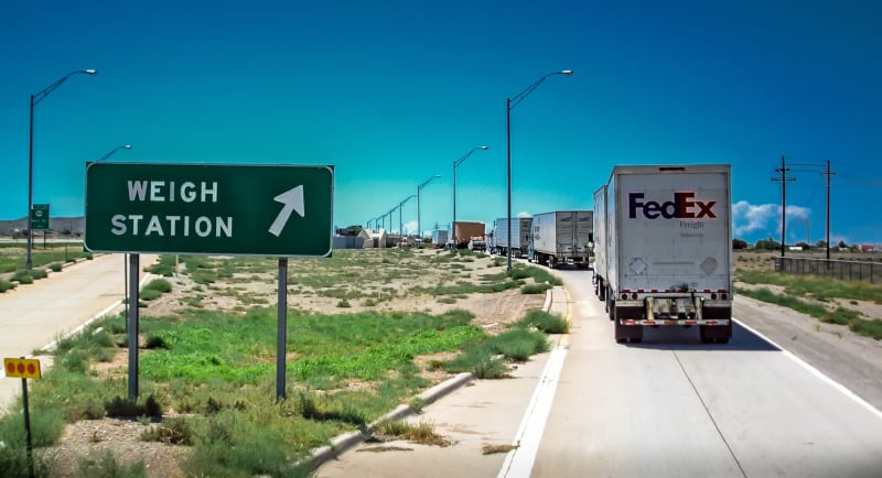 The Daily Dash: Fast-tracking through weigh stations?
