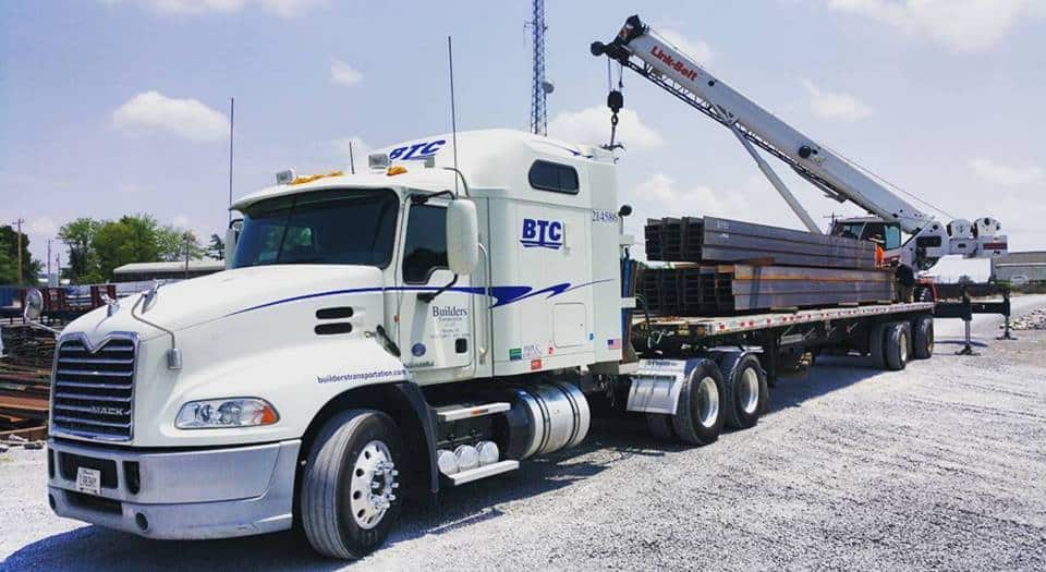 Photo of Daseke acquires steel and aluminum carrier Builders Transportation