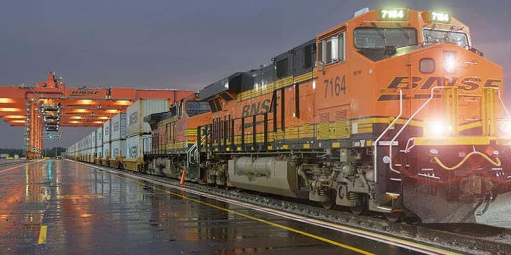Intermodal uptick leads to more investment in technology