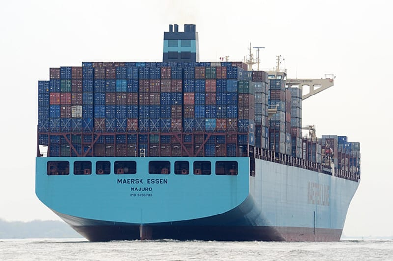 Photo of Maersk offers trans-Pacific container space on new exchange as peak season hits