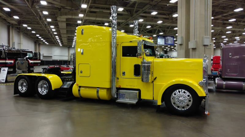 The trucks of GATS: Pride & Polish - FreightWaves