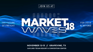 Photo of MarketWaves18: uncovering currents shaping the freight market landscape in 2019 and beyond