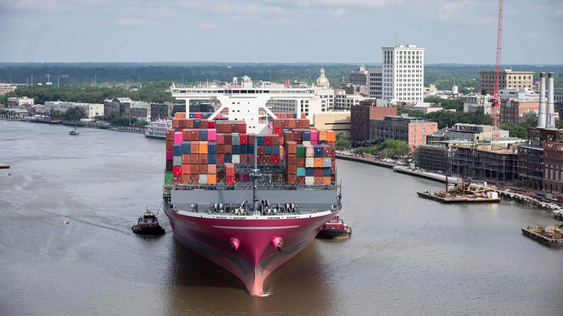 Photo of Maritime start-ups are latest VC darlings as funding pours into ocean logistics