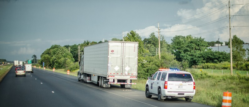 Photo of FMCSA to study use of statistical modeling to determine carrier interventions