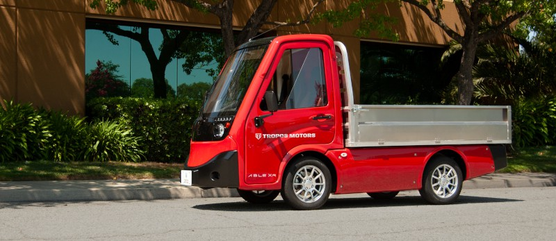 Photo of Tropos Motors extends range of electric vehicle, opening up more last-mile delivery options