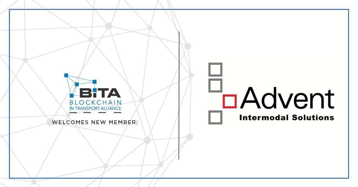 Photo of Advent Intermodal Solutions joins Blockchain in Transportation Alliance