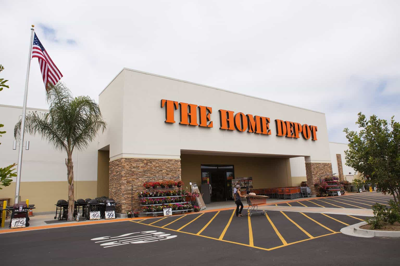 Home Depot Joins Roadie And Deliv On Same Next Day Delivery In 35