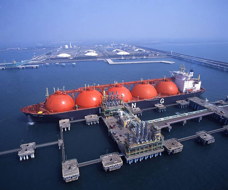 Photo of China on track to become largest LNG importer by next year, vessel rates go through the roof