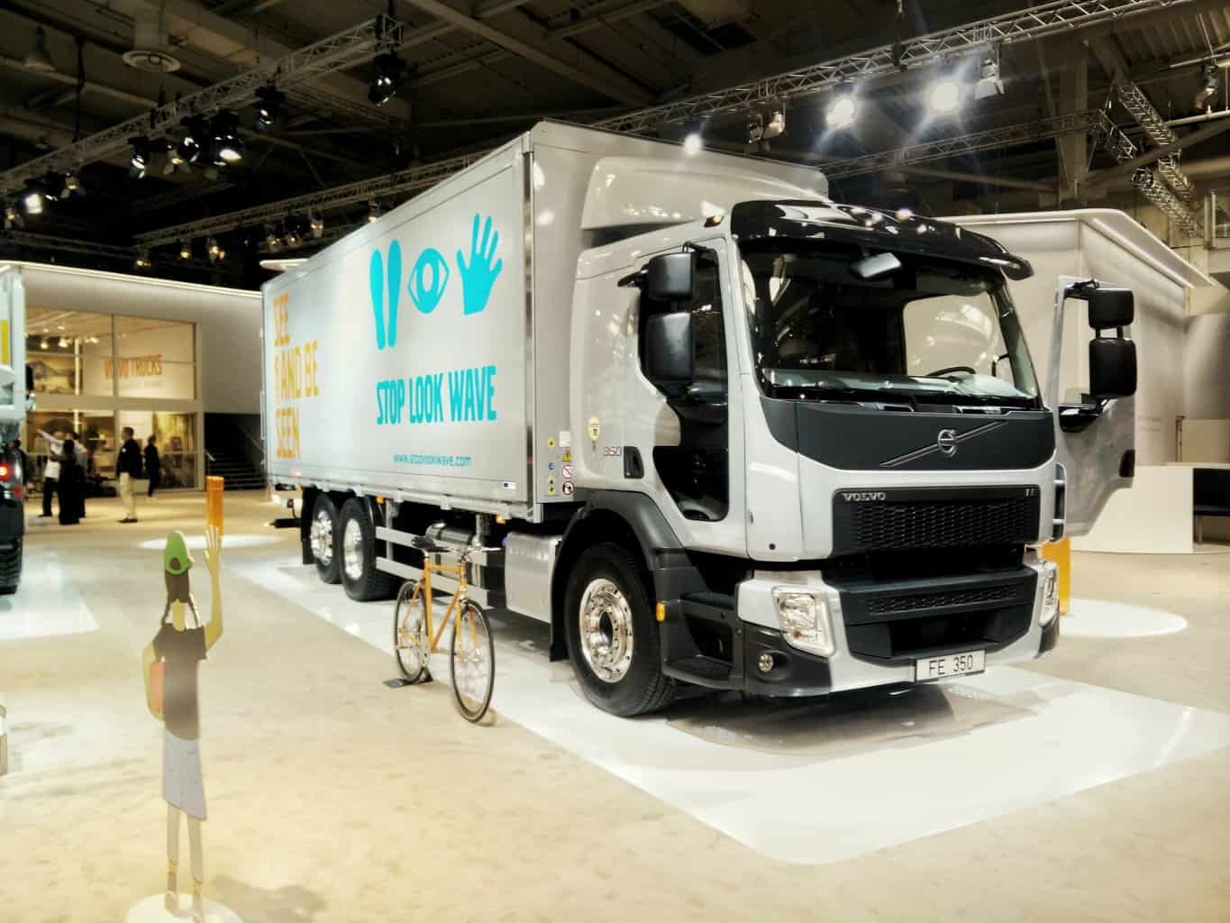 Photo of IAA 2018: Volvo Trucks marks its entry into electromobility solutions