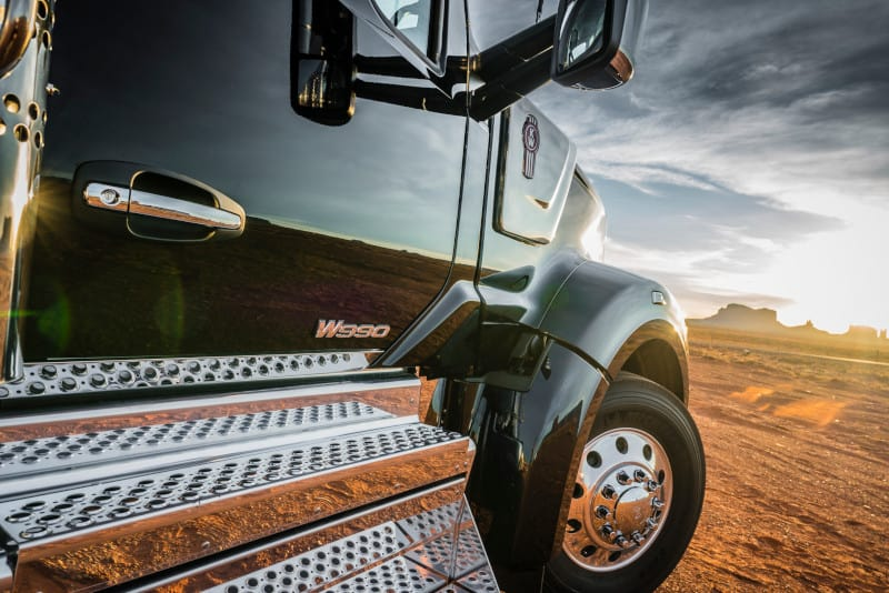 Photo of Photos: A look at Kenworth's W990