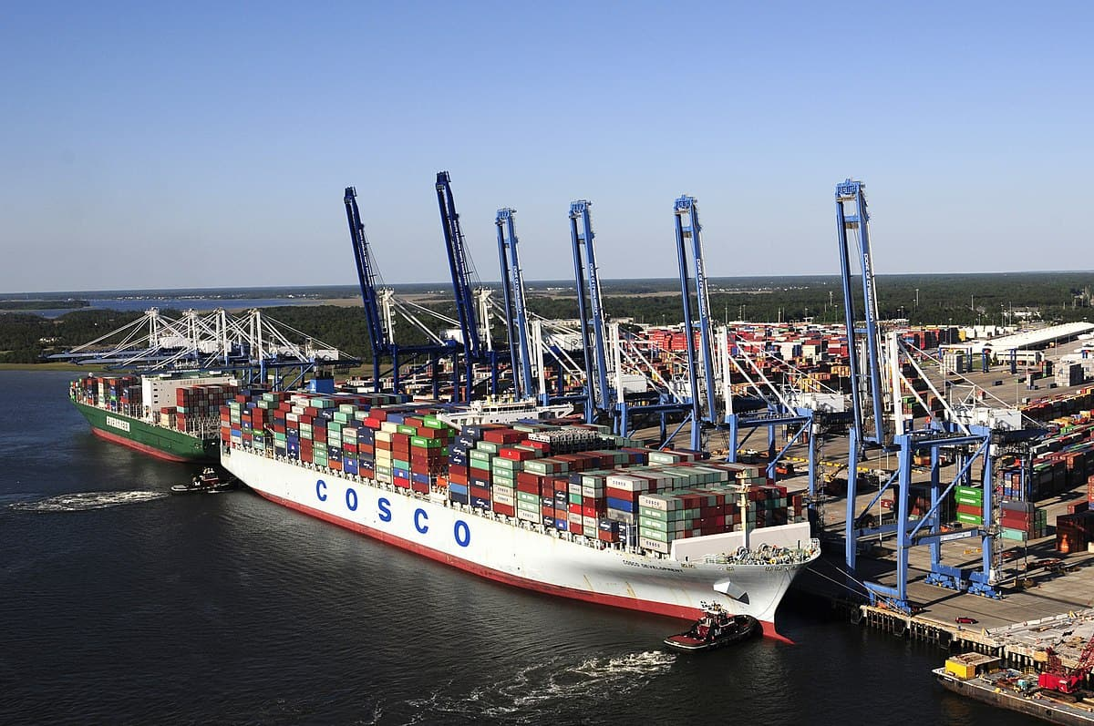 Photo of Ports of Virginia and Charleston have reopened after storm damage is examined