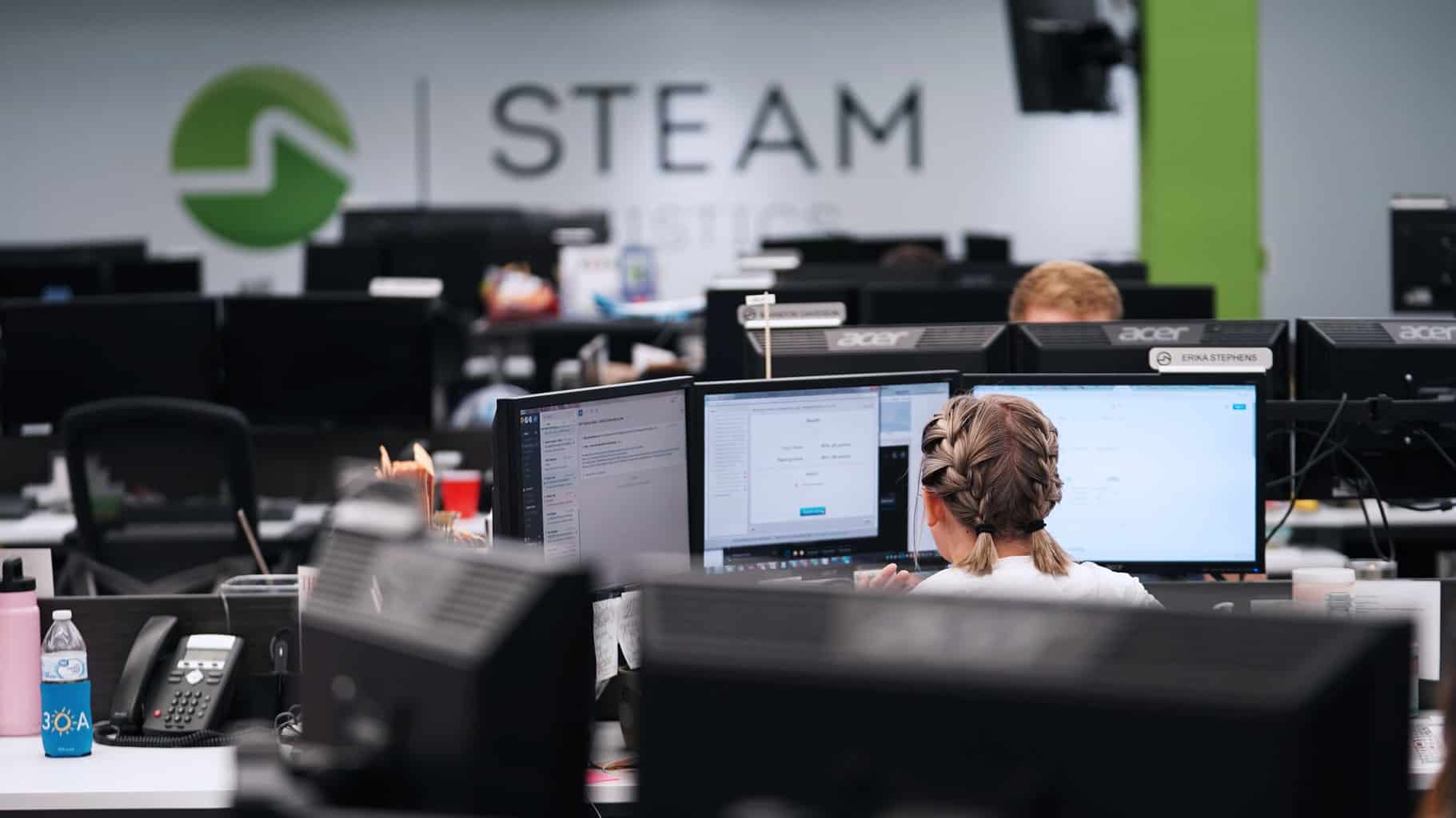 Photo of Steam Logistics brings brokerage mentality to freight forwarding