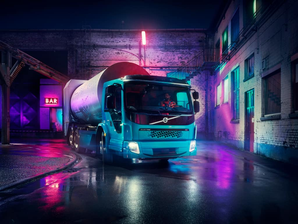 Photo of Volvo to introduce electric trucks in North America by 2020