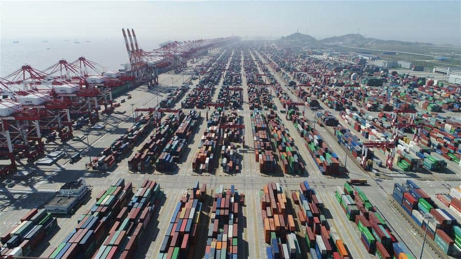 Photo of Blockchain port clearance system to be launched at Shanghai and Guangdong