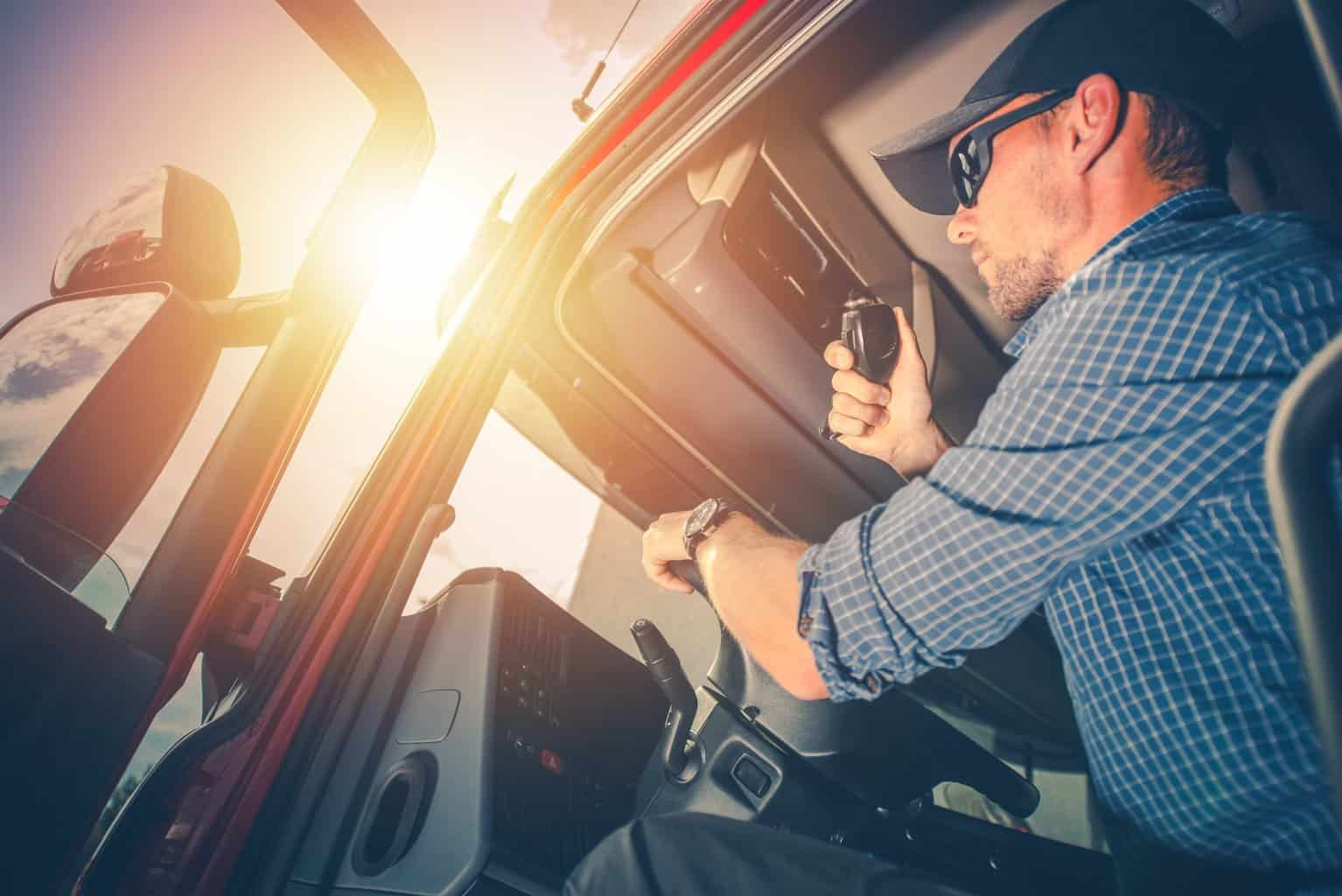 Photo of Trucking hires jump as employment growth in the economy improves