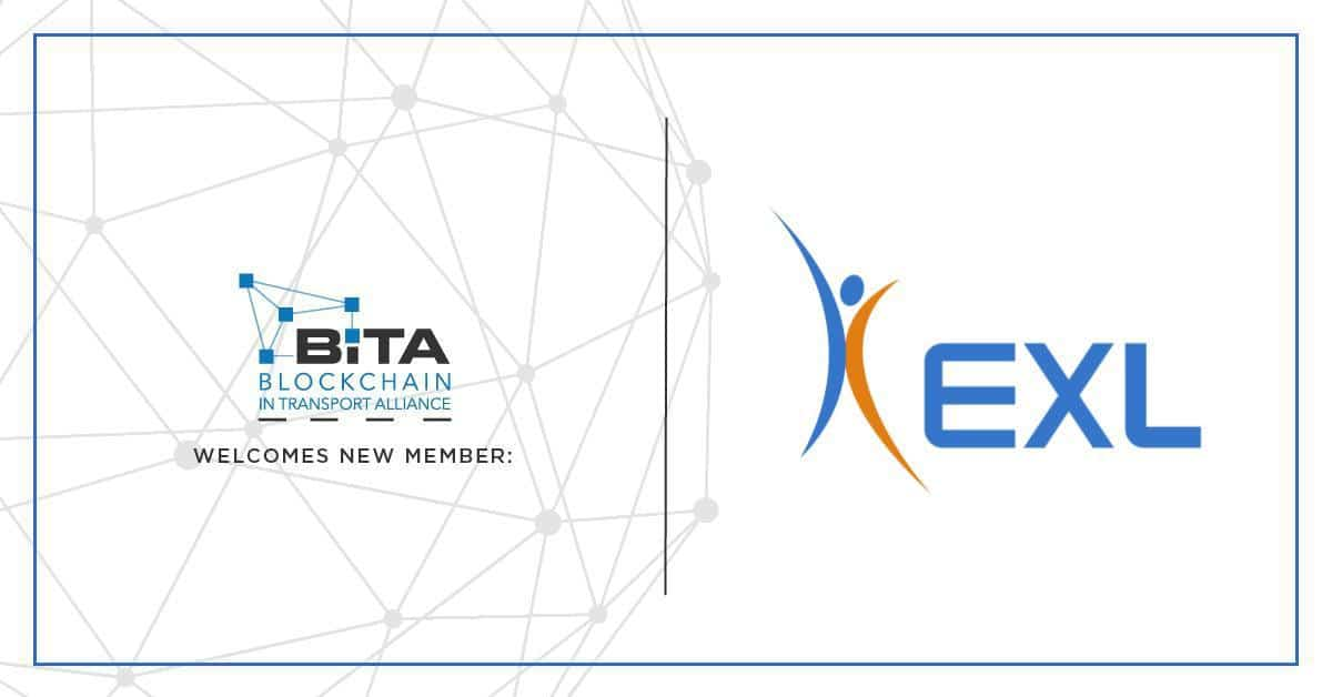 Photo of EXL joins the Blockchain in Transport Alliance (BiTA)
