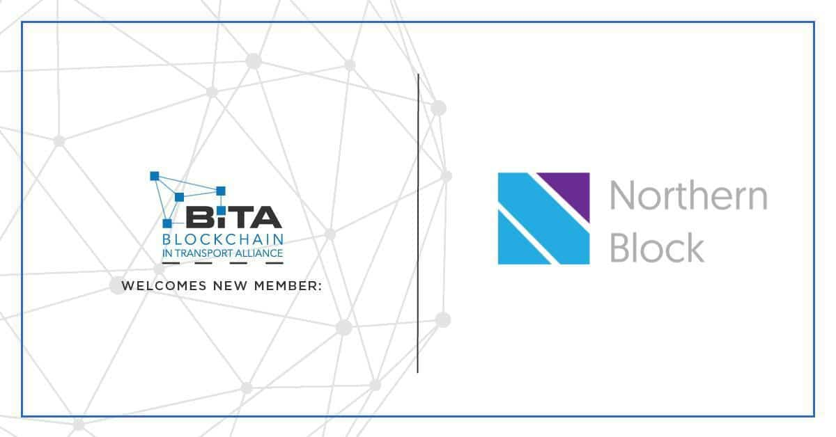 Photo of Northern Block joins the Blockchain in Transport Alliance