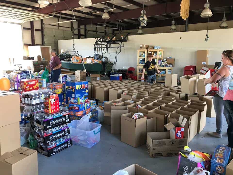 Photo of Supplies, aid for Hurricane Michael victims keep coming as more supply chain routes reopen