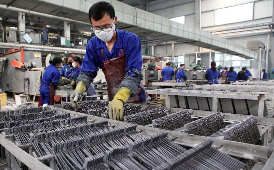 Photo of China Manufacturing PMI slumps, US tariffs not necessarily the culprit